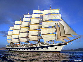 "Парусник ""Royal Clipper"""