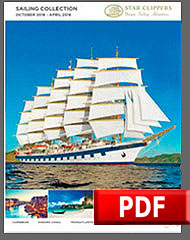 Star Clippers Cruises Catalog 2017-2018